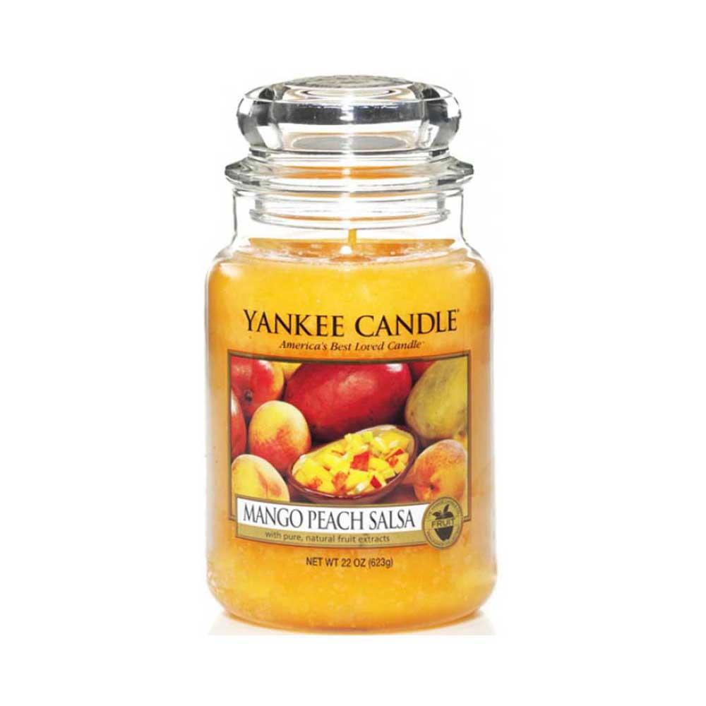 Sviečky-ovocné vône