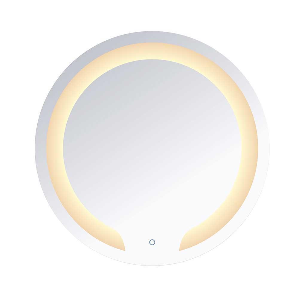 LED podsvietené zrkadlá