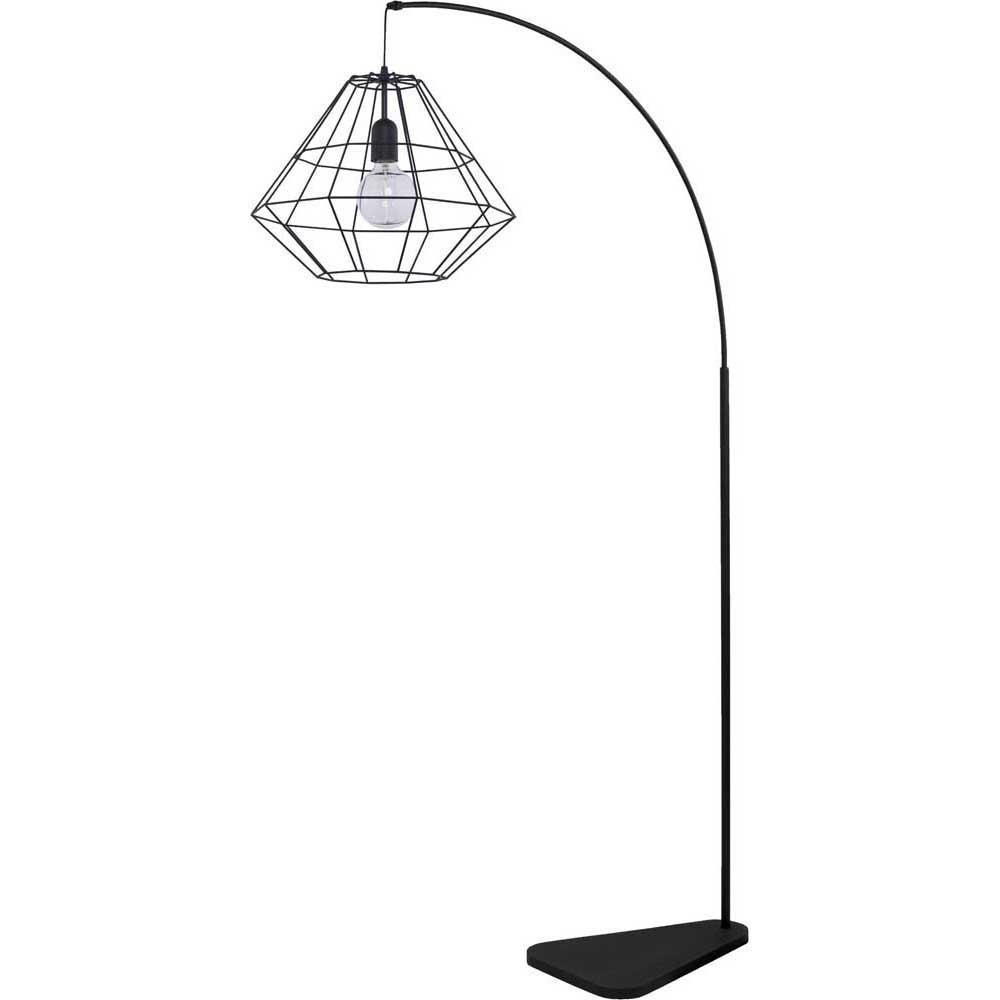 Vintage/industriálne stojanové lampy