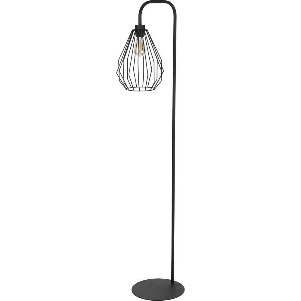 Drôtené stojanové lampy