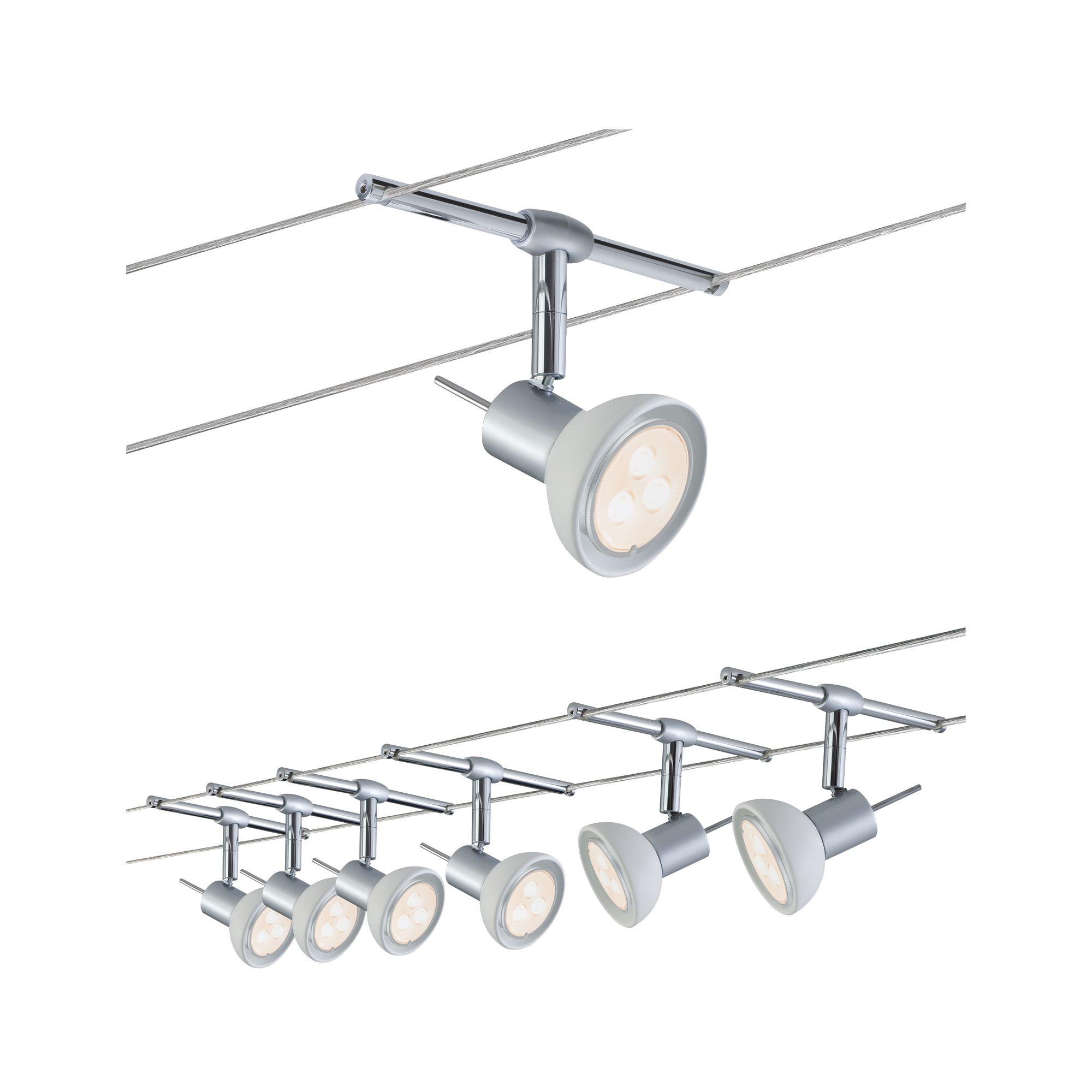 LED lankové systémy