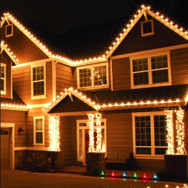 Profesionálne vianočné osvetlenie