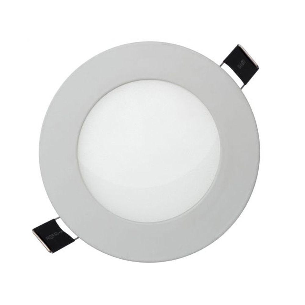 LED panely okrúhle-zápustné