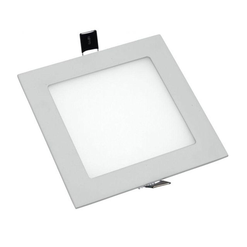 LED panely hranaté-zápustné