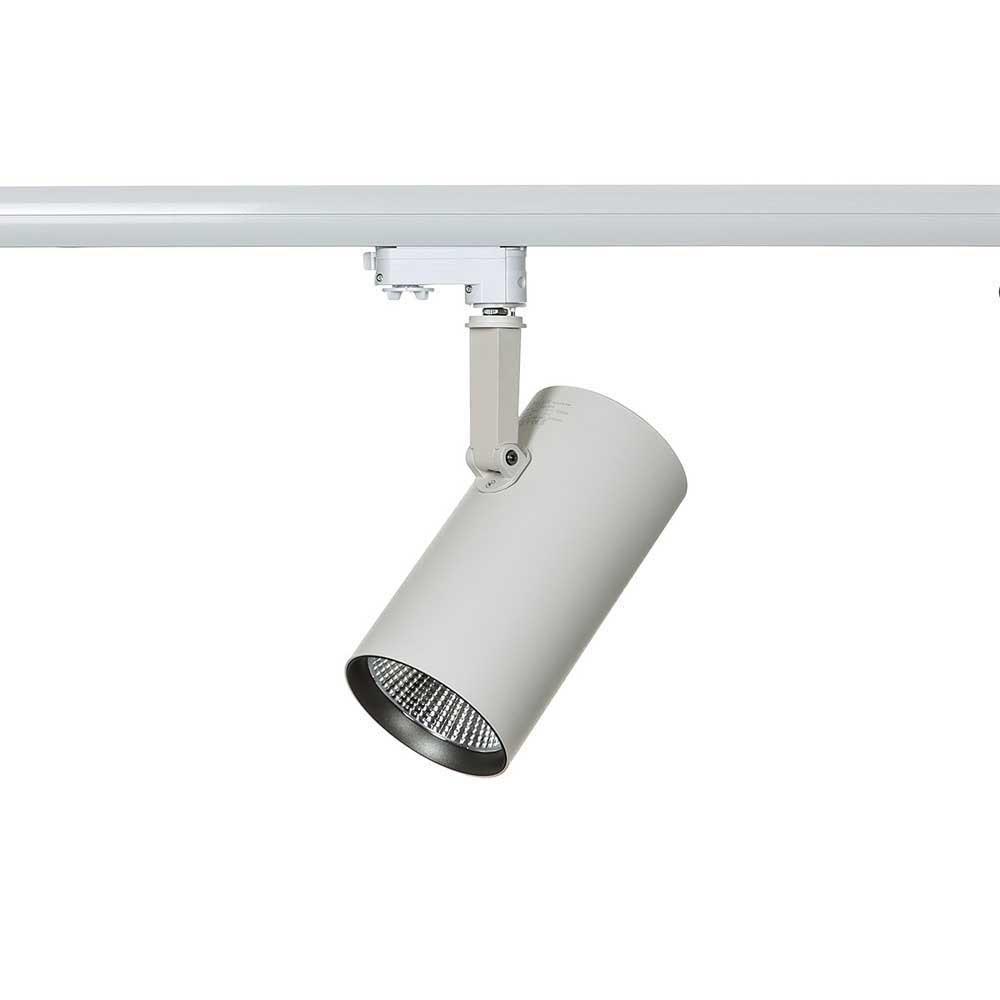 LED koľajnicové systémy