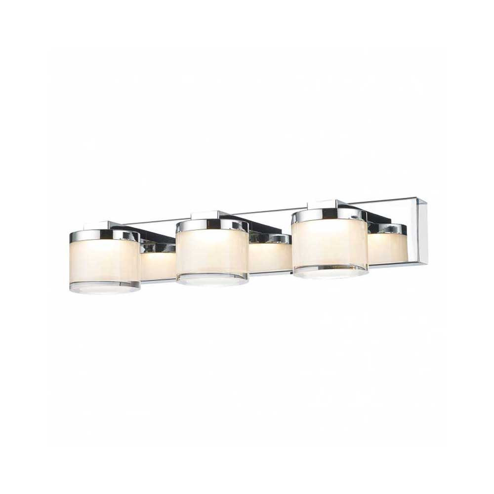 Kúpeľňové svietidlá nástenné