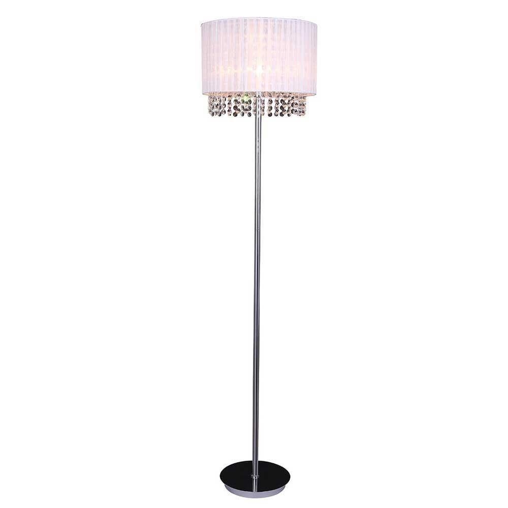 Krištáľové stojanové lampy