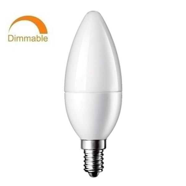 Stmievateľné žiarovky