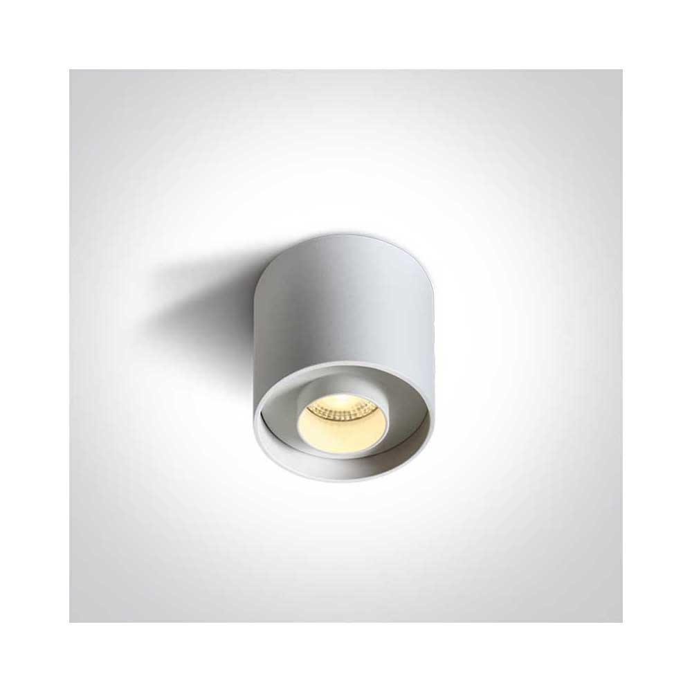 Bodové svietidlo Korfez 12108D/W/W LED 8W, 560LM, 3000K