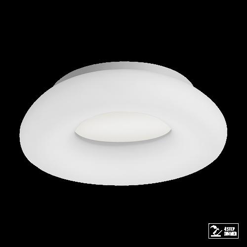 TRIVAN LED/21W,2700-6500K,MATT WHITE