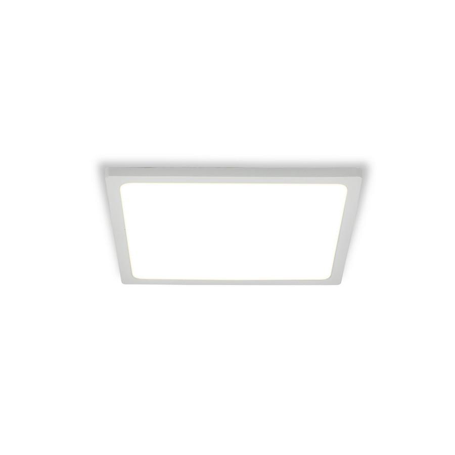 LED2 SLIM-Q, S ZÁPUSTNÉ BIELE IP43