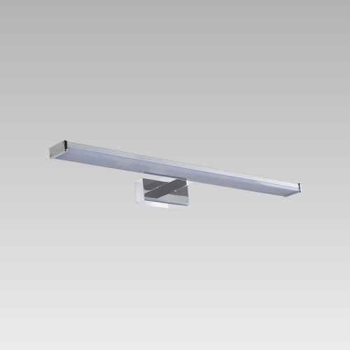 TREMOLO LED/12W,4000 K,IP44,CHROME,WHITE