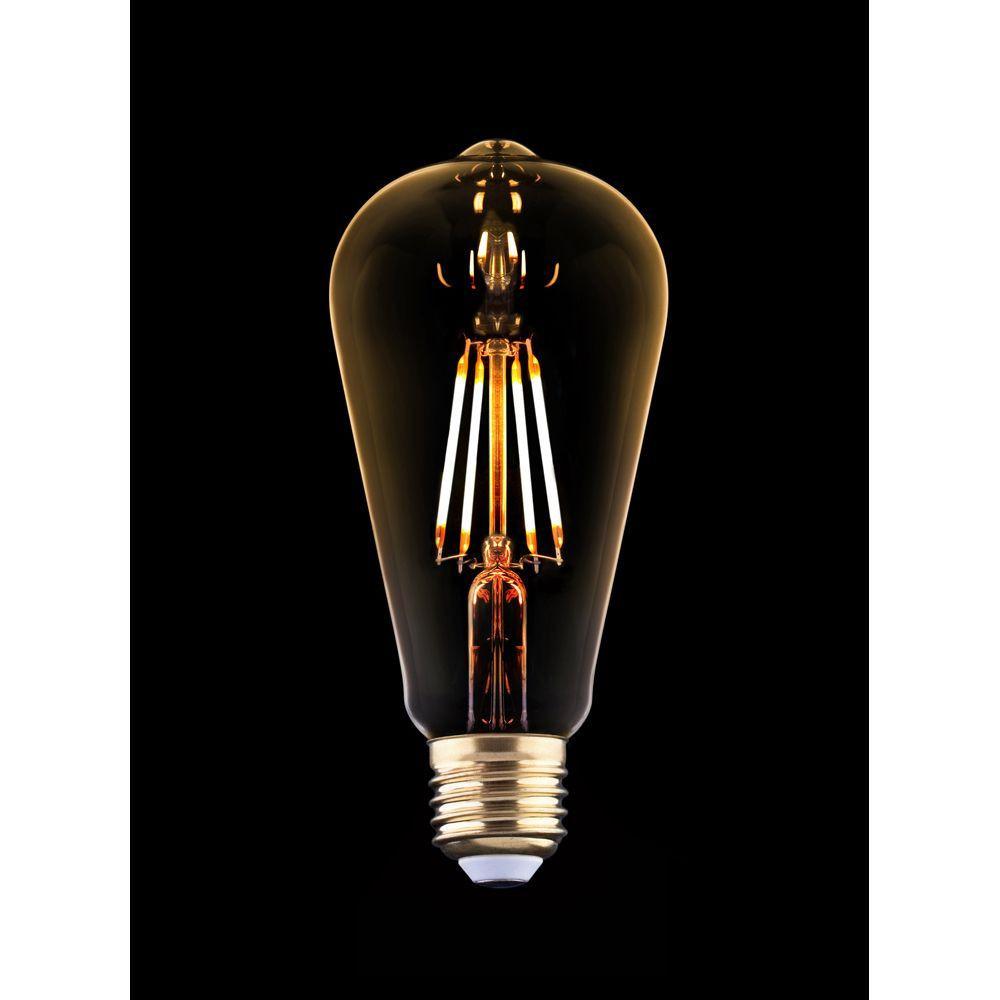 LED FILAMENT E27 4W VINTAGE BULB LED 9796