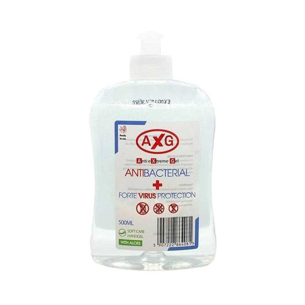 Gél antibakteriálny AXG  500ML