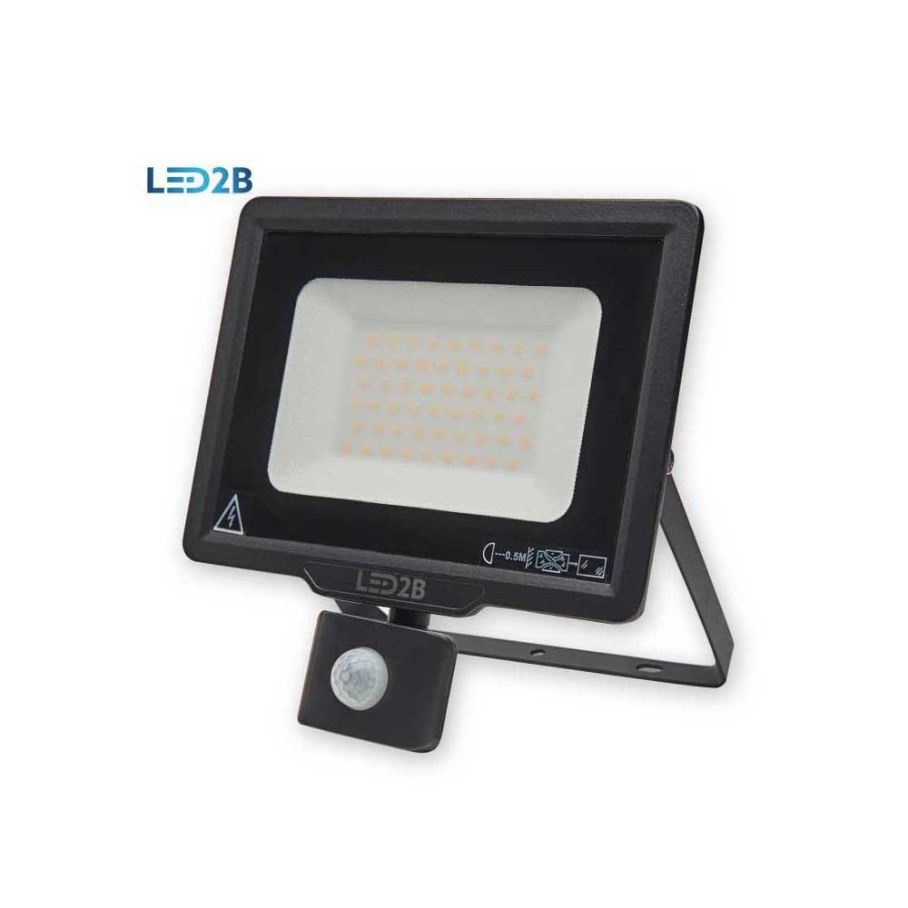 LED MHC so senzorom 50W CW