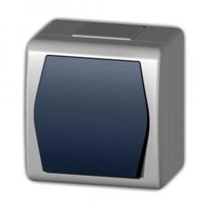 Jednopólový spínač 1+6 (1001-01)