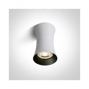 Bodové svietidlo Mawromati 12105F/W 1xGU10 MR16