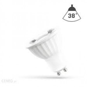 LED GU10 4W 38° Studená WOJ14091