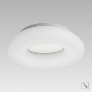 TRIVAN LED/36W,2700-6500K,MATT WHITE