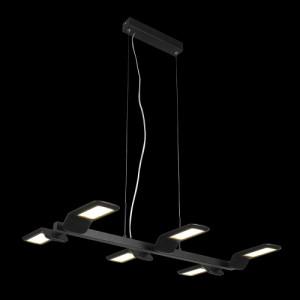 SECTOR LED/36W, BLACK