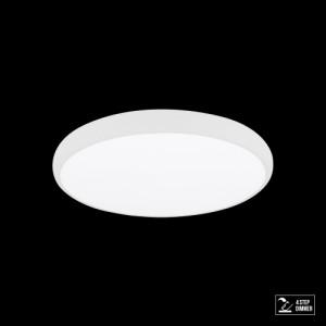 PENDLA LED/62W,4000K,MATT WHITE