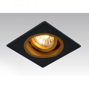 CHUCK DL SQUARE BLACK-GOLD 92706