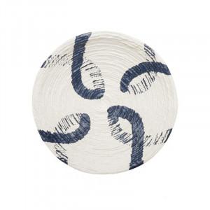 L´OCA NERA dekoratívny tanier 1O202
