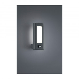 RHINE 221669242, 2x LED 4,5W, 450 LM, 3000K  IP54 so senzorom