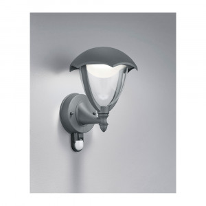 GRACHT 221969142, LED 6W, 650 LM, 3000K,  IP44 so senzorom