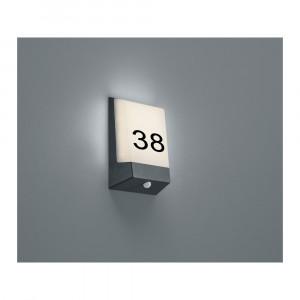 KASAI 228669142, LED 9W, 850 LM, 3000K.  IP54