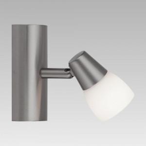 MINOX 1xG9/40W, SATIN CHROM/OPAL GLASS