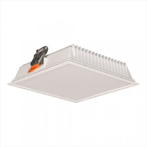 ARROW LED/15W 4000K, WHITE/OPAL