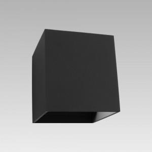 GRADUS LED/2x3W,IP54,4000K,GREY, WALL
