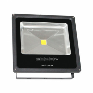 METALED LED/50W,IP65, 3000K, BLACK