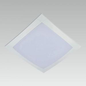 TITANIUM 2xT5/22W+40W, WHITE/OPAL