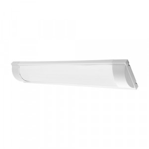XELO LED 2xLED22W,4000K,WH/CL,DIRECT CON
