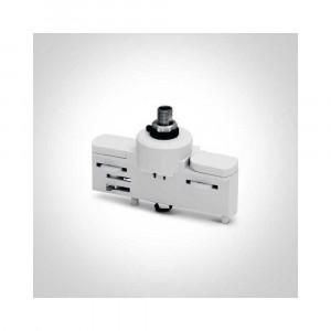 Lištový adaptér (6A) 41002A/W