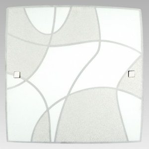 ASPIS 3xE27/60W, 50x50, WHITE