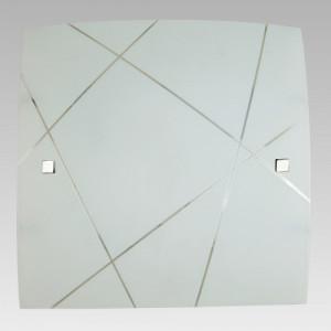 MIKADO 3xE27/60W, 50x50,GLASS