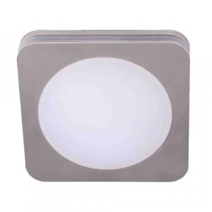 DOWNLIGHT LED/6W,IP44,4000K,CHROME/WHITE