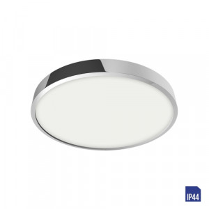 LENYS LED/12W, 4000K,IP44, CHROME/WHITE