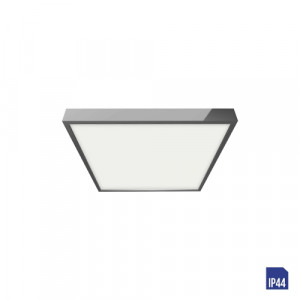 LENYS LED/6W, 4000K,IP44, CHROME/WHITE