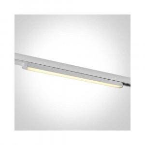 Lištové svietidlo Viniani 65018T/W/W LED 16W, 1600 LM, 3000K