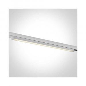 Lištové svietidlo Selista 65025T/W/C LED 25W, 2500 LM, 4000K