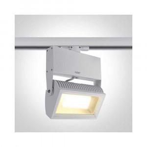 Lištové svietidlo Agrafa 65042T/W/W LED 42W, 3150 LM, 3000K