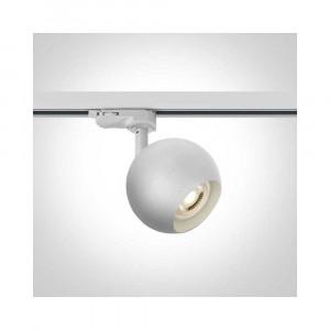Lištové svietidlo Cavi 65105BT/W 1xGU10