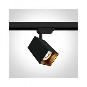 Lištové svietidlo Itamos 65105NAT/B 1xGU10