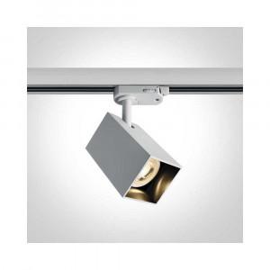 Lištové svietidlo Itamos 65105NAT/W 1xGU10