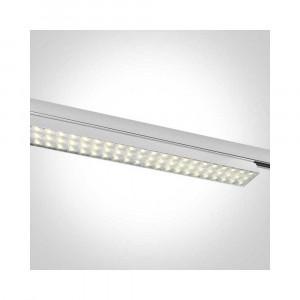 Lištové svietidlo Ranzi 2 65170BT/W/C LED 60W, 5400 LM, 4000K