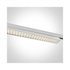 Lištové svietidlo Ranzi 2 65170BT/W/W LED 60W, 5400 LM, 3000K